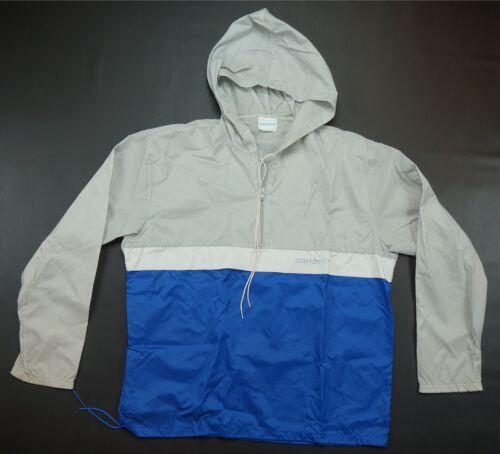 Rare Vintage ADIDAS Windbreaker Jacket ADIDAS Color Block