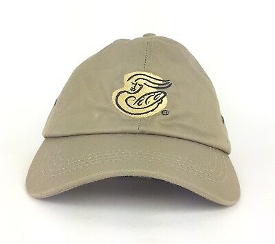 Panera Bread Embroidered Logo Baseball Cap Hat Adjustable Khaki Color Cotton