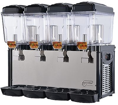 Cofrimell Coldream 4m 4 Bowl Paddle Cold Drink Dispenser