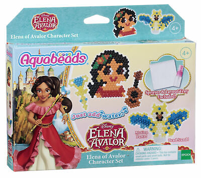 Hello Kitty Birthday Ideas (Aquabeads Elena of Avalor Character Set Brand New Disney Birthday Gift)