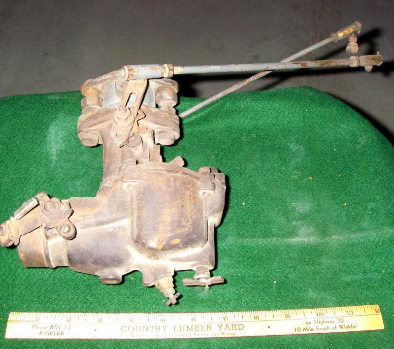Vintage ZENITH CARBURETOR Made in USA