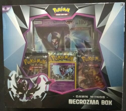 Pokemon Tcg Pokemon Dawn Wings Necrozma International Box