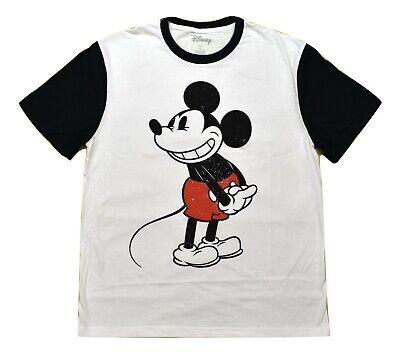 Disney Mens Mickey Mouse Shirt New S, M, L](Mens Mickey Mouse Shirt)