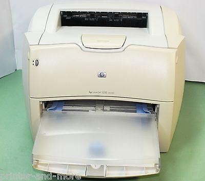 HP LaserJet 1200 Laserdrucker @ Super Zustand @ Garantie @  Hp Laserjet 1200 Drucker