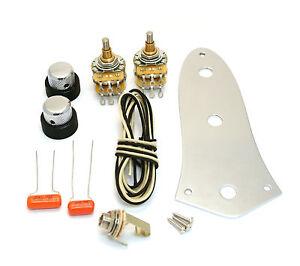 jazz bass stack knobs ebay 62 jazz bass wiring kit jazz bass wiring kit with series parallel push pull switch