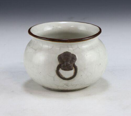 A CHINESE CELADON GLAZED PORCELAIN JAR WITH CHENGHUA MARK