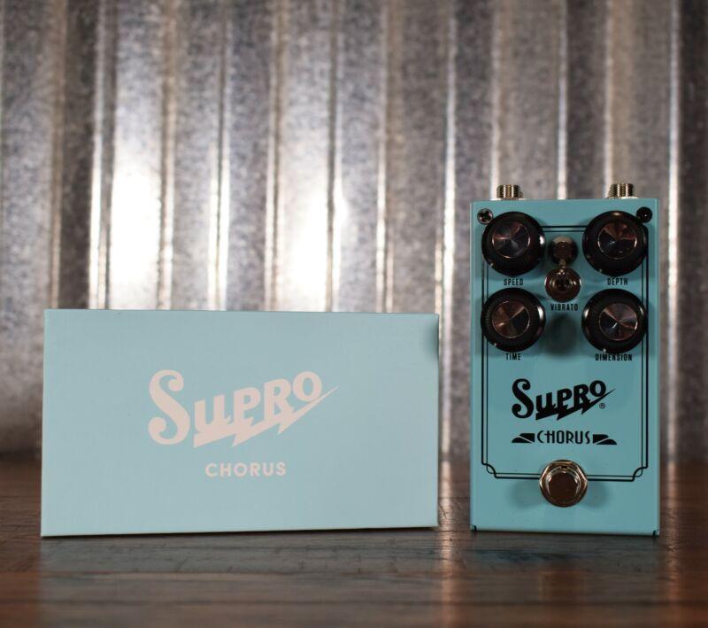 Supro USA 1307 Chorus Guitar Effect Pedal