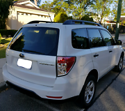 MY12 Subaru Forester AWD wagon automatic St James Victoria Park Area Preview
