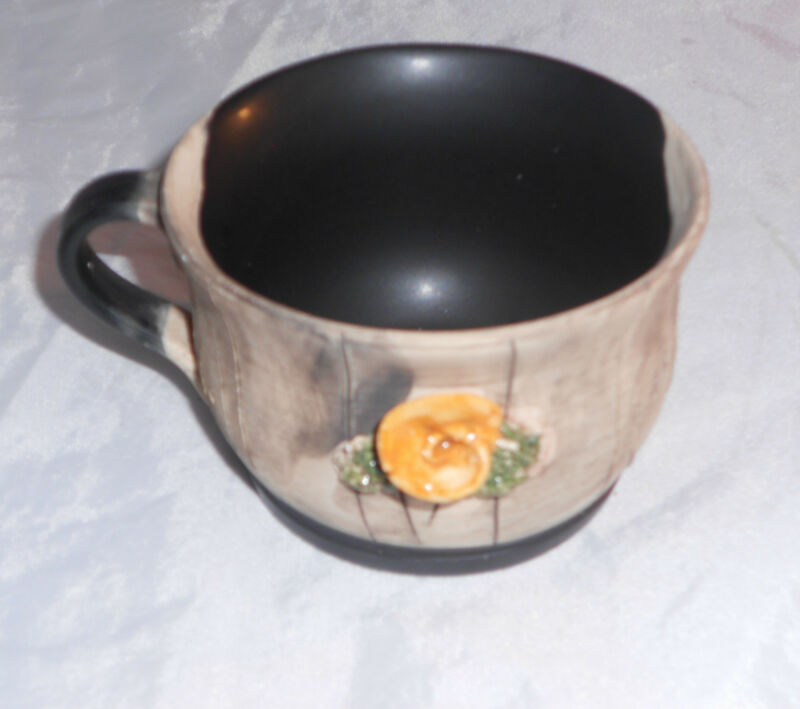 Hand Made Ceramic/Pottery Coffee Mug From Sweden