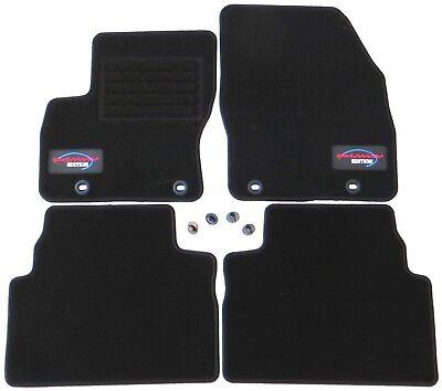 2003-2010 Anthrazit Fußmatten Autoteppiche Ford C-Max I Bj