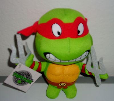 1 Up Box Teenage Mutant Ninja Turtle Raphael 5  Plush Bean Bag Toy