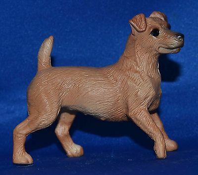 Breyer Classic Vet Care Tan Jack Russell Terrier Companion Animal Dog Look