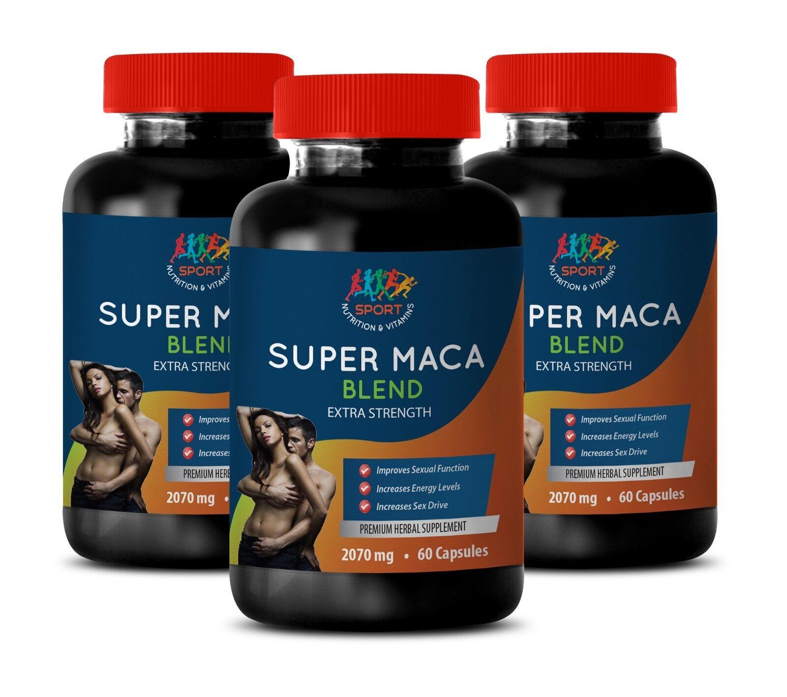 sex pills for women, Super Maca Blend 2070mg, 45% saponins s