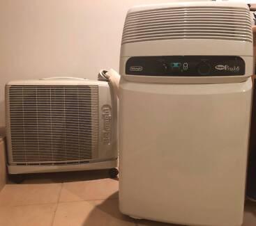 Air Conditioner - Portable- Delonghi Super Pinguino F400
