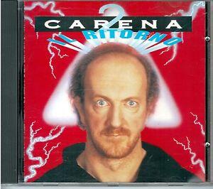 MARCO-CARENA-034-Carena-2-il-ritorno-034-CD-1991-VIRGIN-Nuovo
