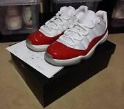 Nike Air Jordan 11 XI Retro Cherry US10 + Receipt Deadstock NMD Melbourne CBD Melbourne City Preview