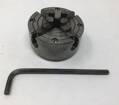3 4-jaw Chuck Atlas Craftsman 109 Metal Lathe 6 12 24 Pn 111 21570