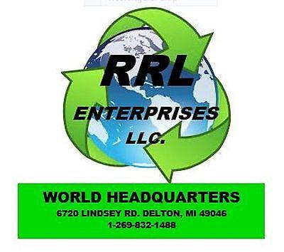 RRL ENTERPRISES LLC RESALE STORE