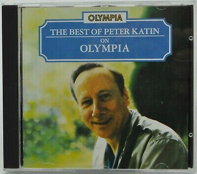 Peter Katin - Best of - Olympia CD