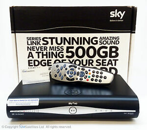 SKY PLUS + HD BOX - 500GB - SKY AMSTRAD DRX890 - ON DEMAND
