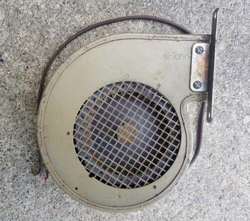Vintage 1975 Torin Fan Blower HVAC? Server? Computer? Tested & Works! 120V
