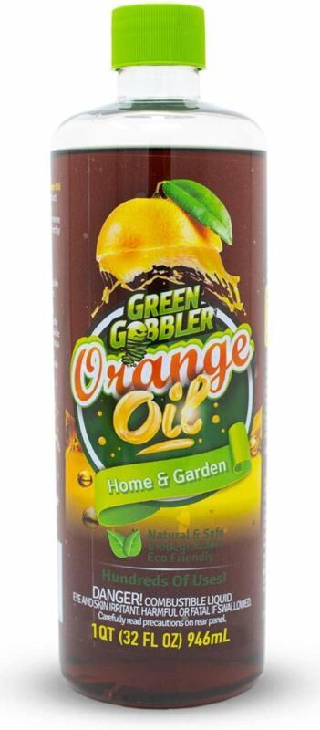 Pure Cold Pressed Orange Oil Concentrate - 32 Oz