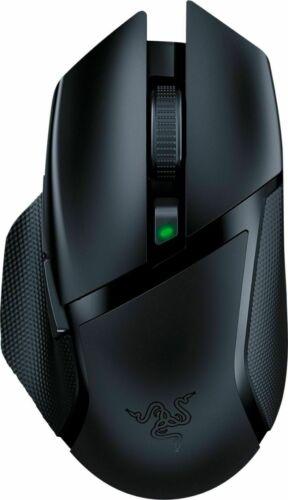 Razer - Basilisk X Hyperspeed Wireless Optical Gaming Mouse - Black