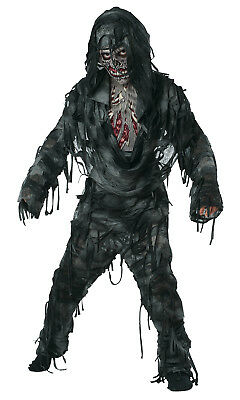 Zombie The Living Dead Walking Dead Child Monster Costume - Zombie Costume Kid