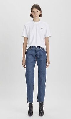 Vetements x Levi's Classic Reworked Jeans Women's Small Blue