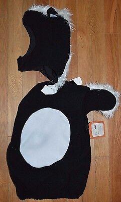 Pottery Barn Baby Kids Halloween Costume Skunk Size: 2T - 3T  #6](Skunk Baby Halloween Costumes)