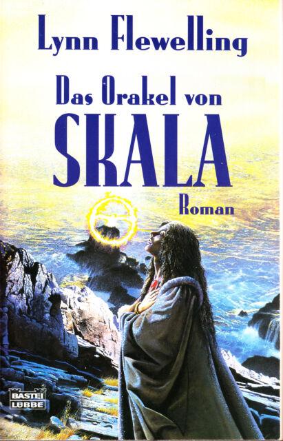 Flewelling, Lynn – Das Orakel von Skala – Roman Schattengilde-Welt, gelesen, gut