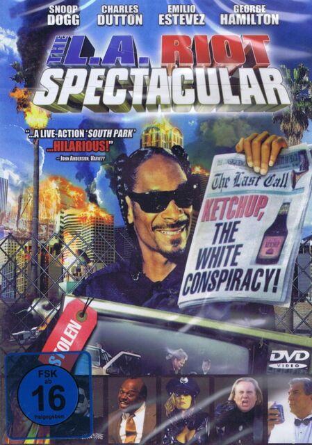 DVD NEU/OVP - The L.A. Riot Spectacular - Snoop Dogg & Charles Dutton