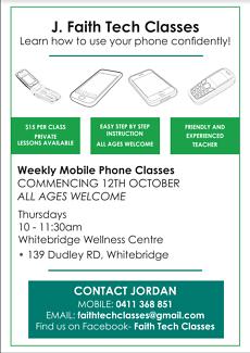 Smartphone Classes - Cheap!