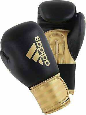 adidas Hybrid 100 Boxing and Kickboxing Gloves for Women & Men Sz 16oz