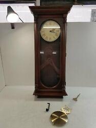 Howard Miller Stevenson 620-192 Quartz Wall Clock 620 192