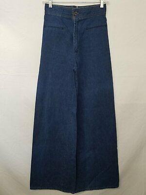 Levi's Vintage 70's Buckle Back Bell Bottom Jeans