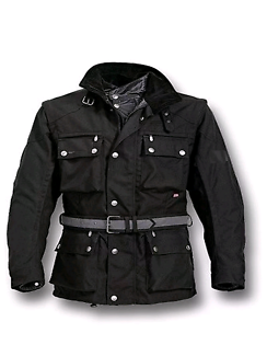 New retro Belstaff style jacket from UK. With armour. $90 firm.
