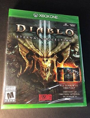 Diablo III Eternal Collection [ Complete Diablo 3 Experience ] (XBOX ONE) NEW for sale  Shipping to Nigeria