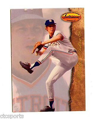 "Mark Fidrych - ""The Bird"" - Detroit Tigers  1994 Ted Williams Card Co. # 31"