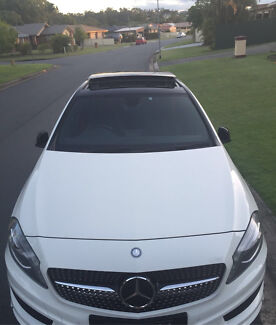 Mercedes Benz A250 2014 Casuarina Tweed Heads Area Preview