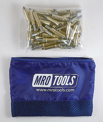 50 316 Cleco Sheet Metal Fasteners W Mesh Carry Bag K2s50-316