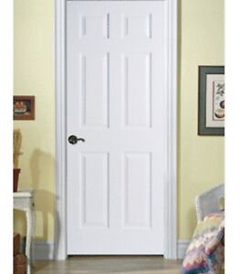 Interior colonial doors