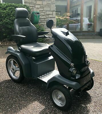 Beamer Tramper Mk 2 offroad mobility scooter — immaculate condition