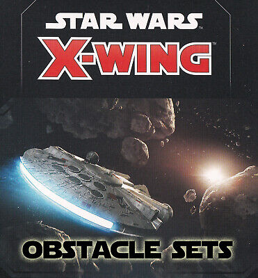 Star Wars X-Wing Miniatures 2.0 - Obstacle Sets