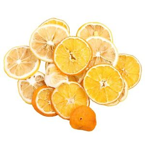 15 PROFESSIONALY DRIED ORANGE SLICES - CHRISTMAS WREATH, SWAG, TREE, DECORATION