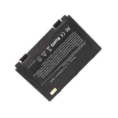 New 6 Cell Laptop Battery For Asus K60 K61 P50 P81 K70 X65 X70 X8d K40ij K70ic