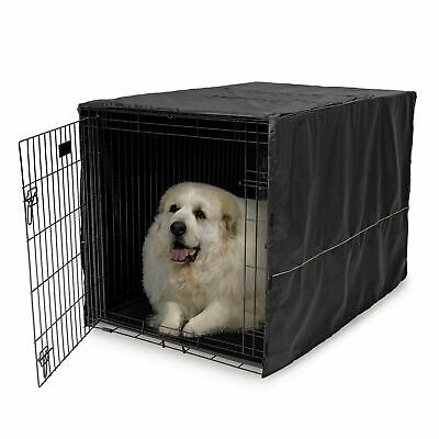 "48"" Extra Large Giant Breed Dog Crate Kennel XL Pet Wire"