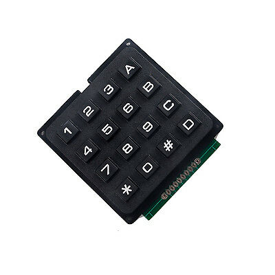 1pcs 4 X 4 Matrix Array 16 Keys 44 Switch Keypad Keyboard Module For Arduino S