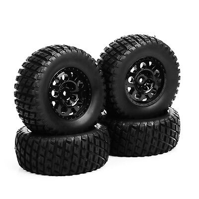 us 4pcs 12mm hex tires and wheel