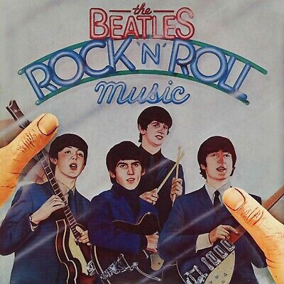 The Beatles - Rock 'N Roll Music CD  Taxman Birthday Get Back Revolution Voo-Doo](Rock N Roll Birthday)